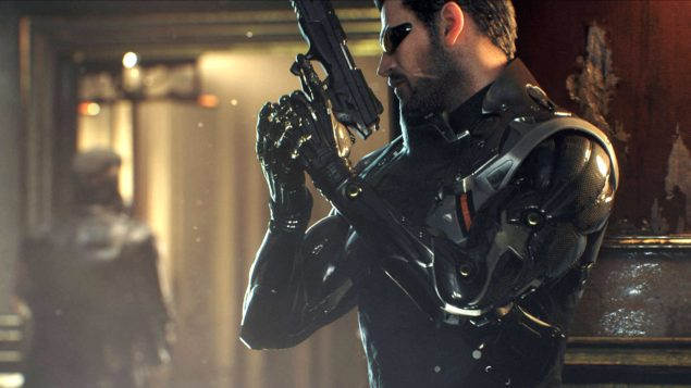 Deus Ex Mankind Divided Ingame Screenshot 3