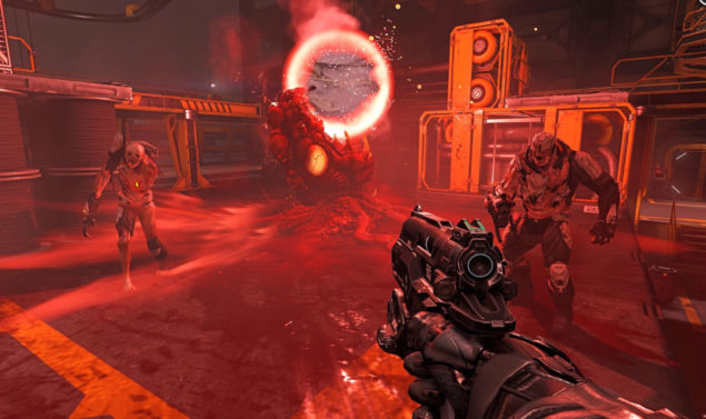 DOOM PC Advanced Settings Revealed, Inside Look At idTech 6 Engine