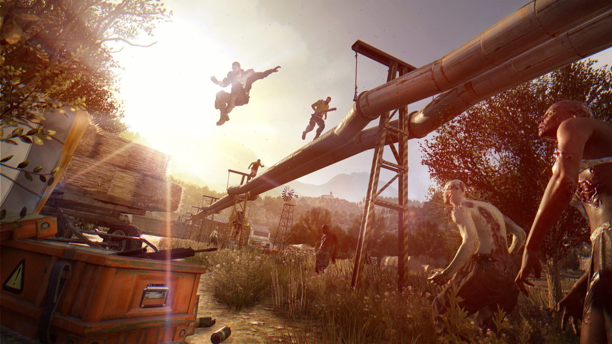 Dying Light Content Drop #0 Now Live On PC