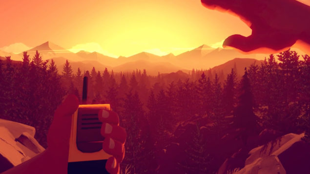 Firewatch Ingame Screenshot 1