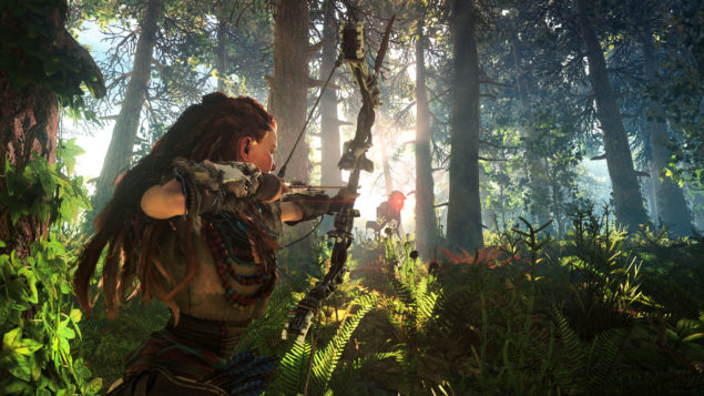 Horizon Zero Dawn Ingame Screenshot 3