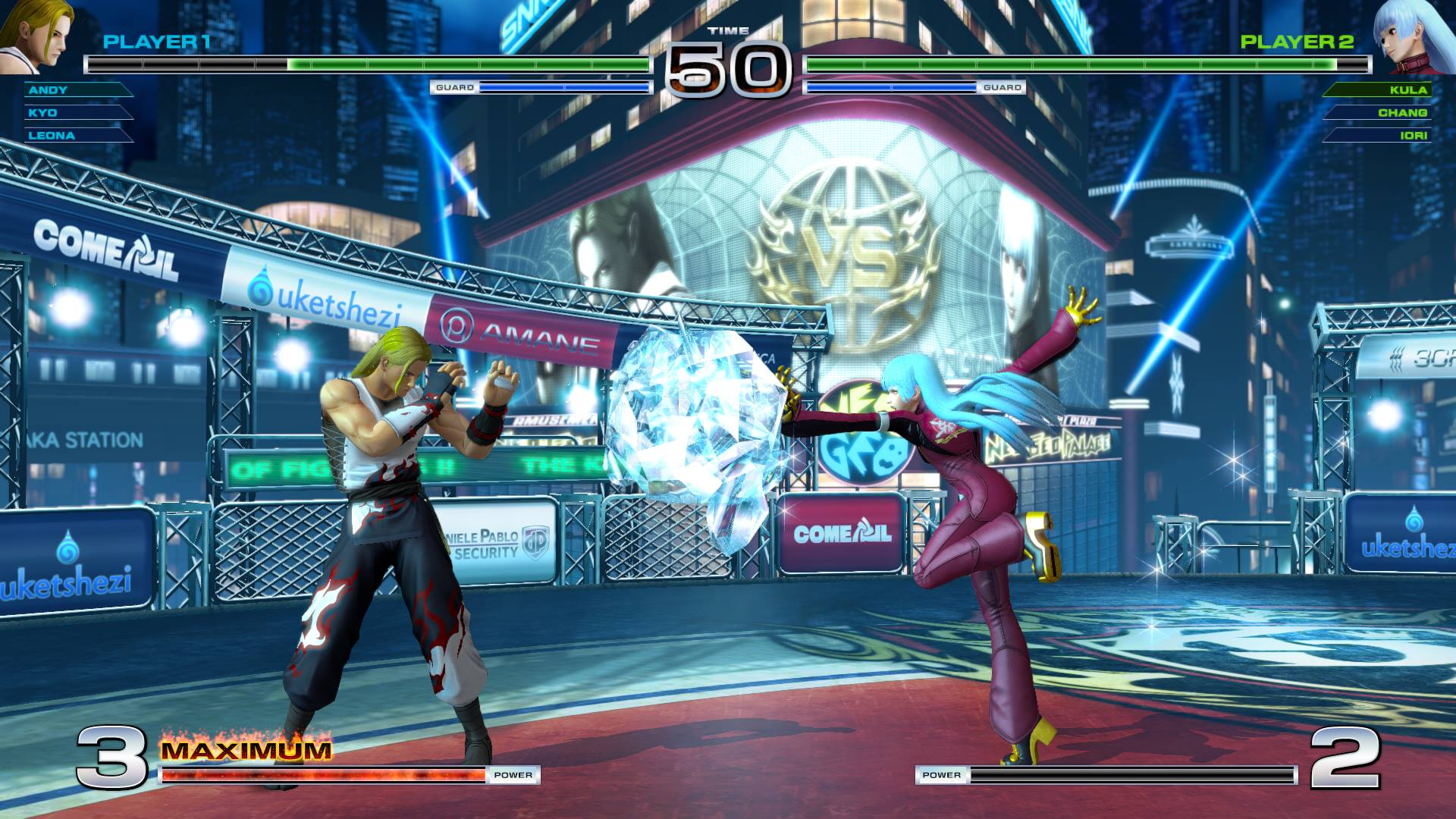 The King Of Fighters Xiv To Be Playable At The Taipei Game Show 2016