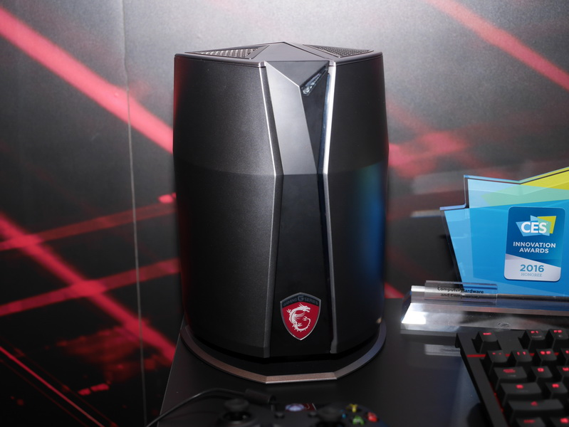 msi vortex mini gaming pc takes the fight against apple 39 s. Black Bedroom Furniture Sets. Home Design Ideas