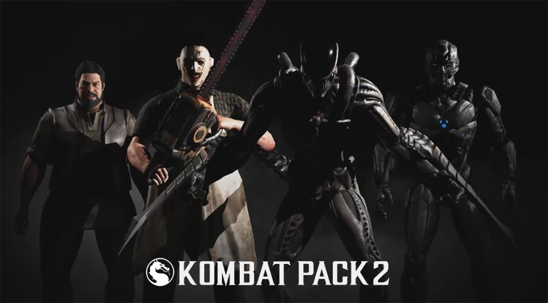 Mortal Kombat X Kombat Pack 2 New Gameplay Video To Come Next Week