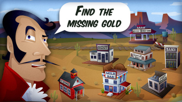 Mystery Word Town