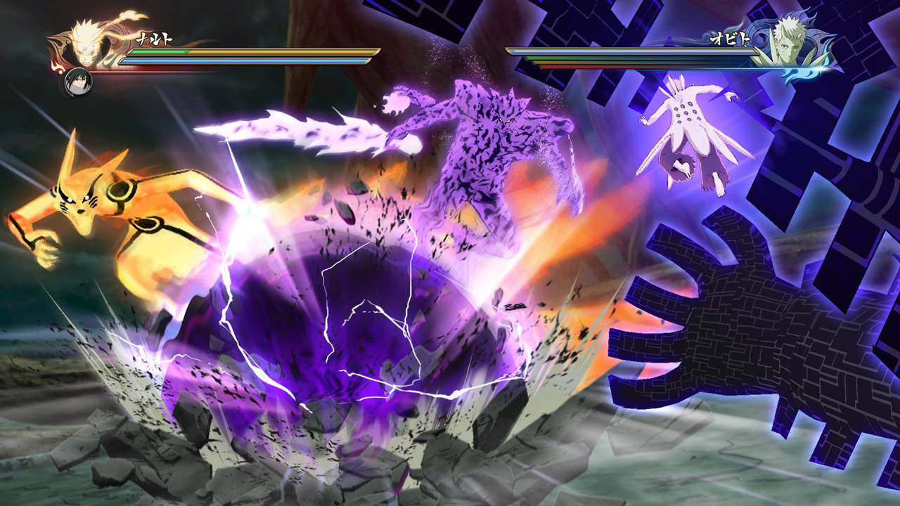 Naruto Shippuden: Ultimate Ninja Storm 4 New Trailer Showcases Pre