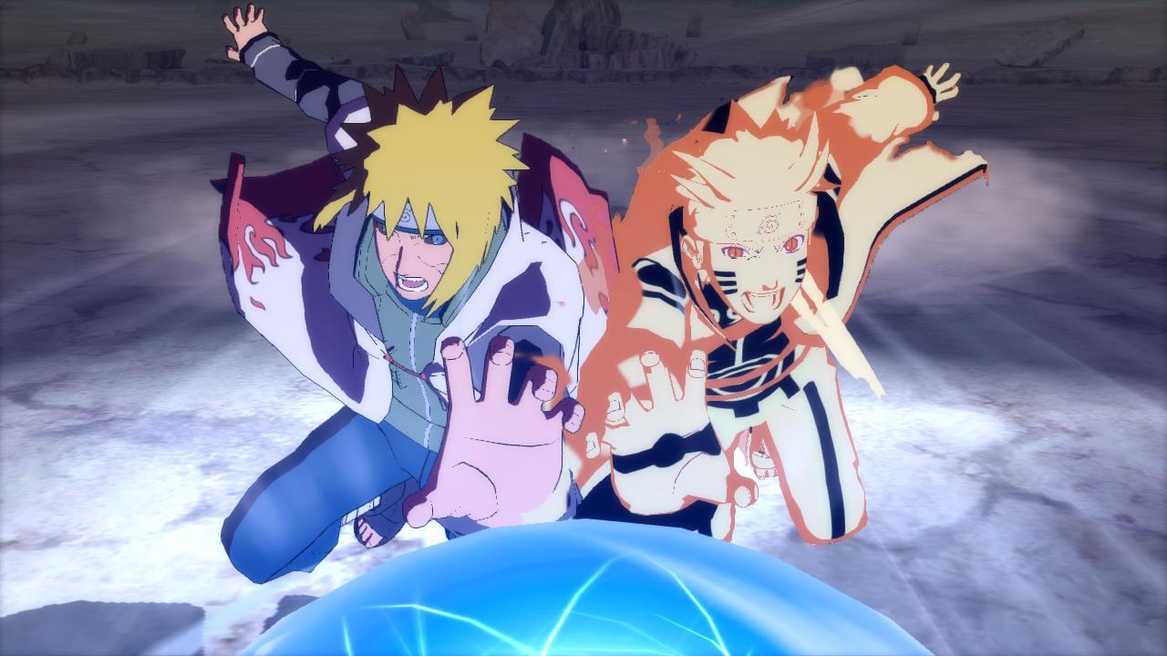 Naruto Shippuden Ultimate Ninja Storm 4 New Gameplay Trailer