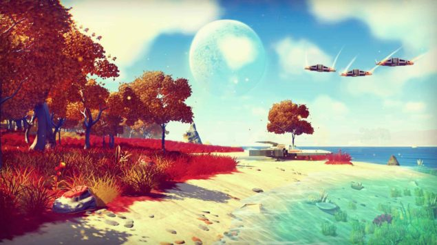 No Man's Sky Ingame Screenshot 3