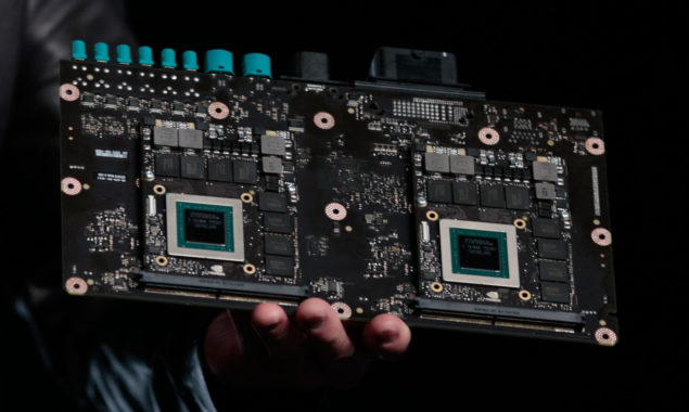 Nvidia Pascal Drive PX2