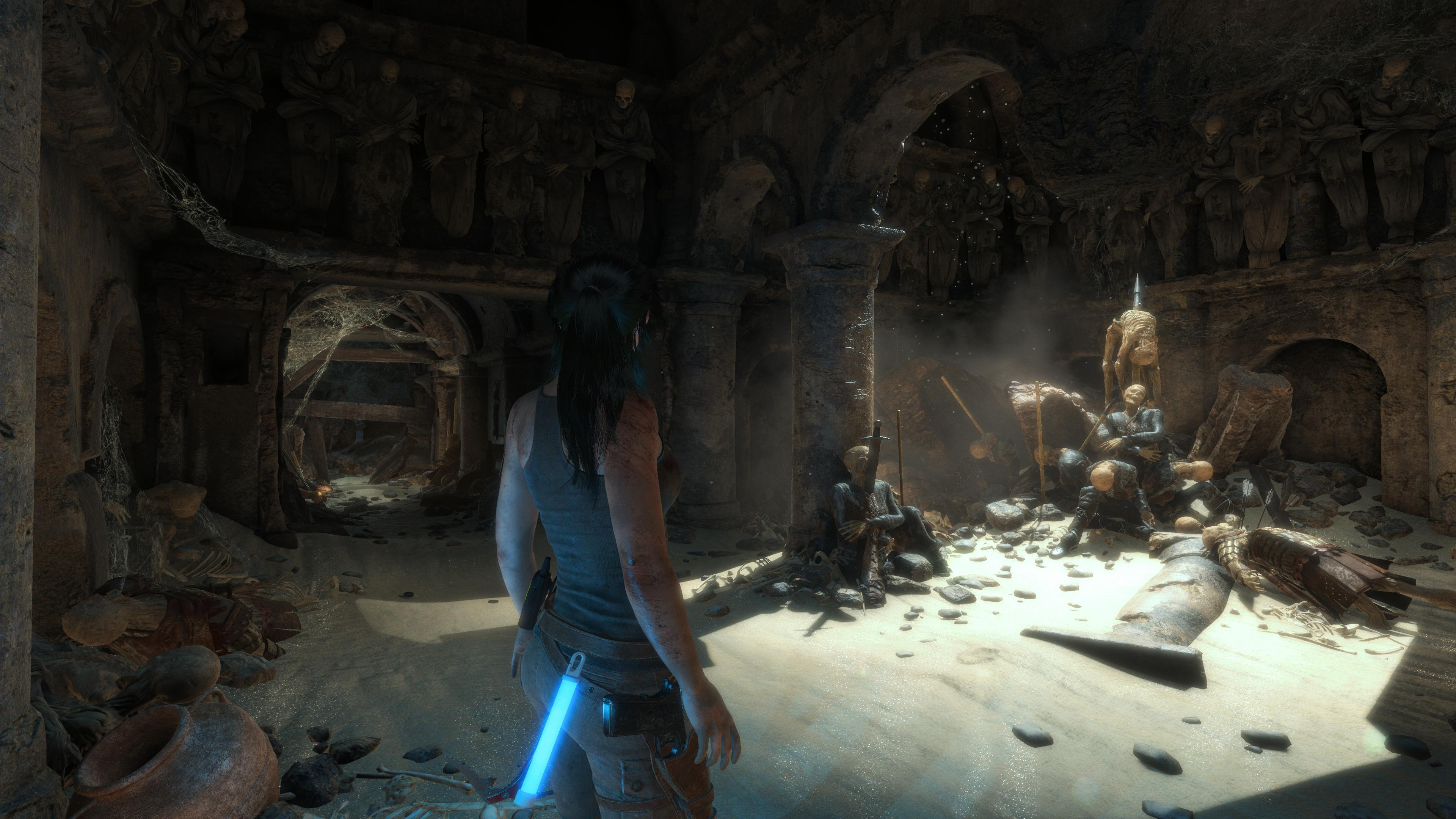 Rise Of The Tomb Raider Pc Digital Sales Almost Triple Xbox One Sony Ps4