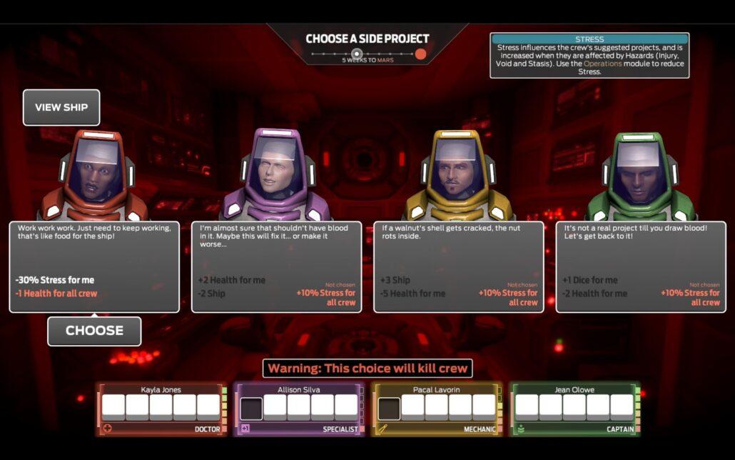 Tharsis 03 - Kill Crew