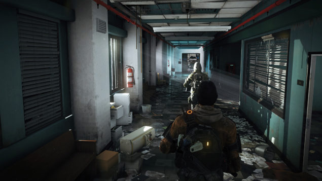The Division Featured