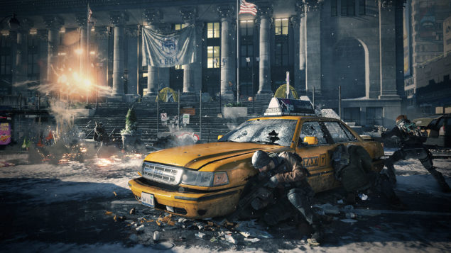 The Division New Gameplay