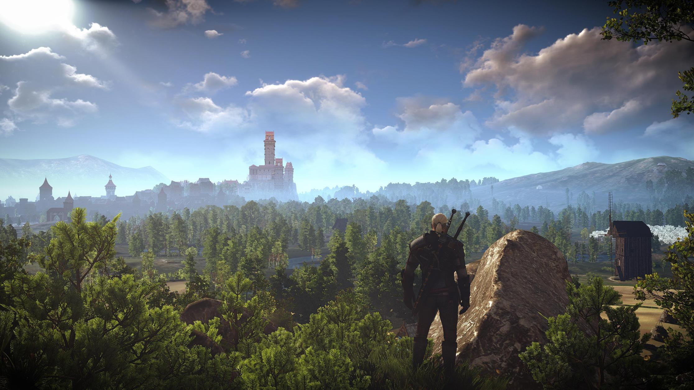 UPDATED] The Witcher 3 1 12 Patch Now Available On PC