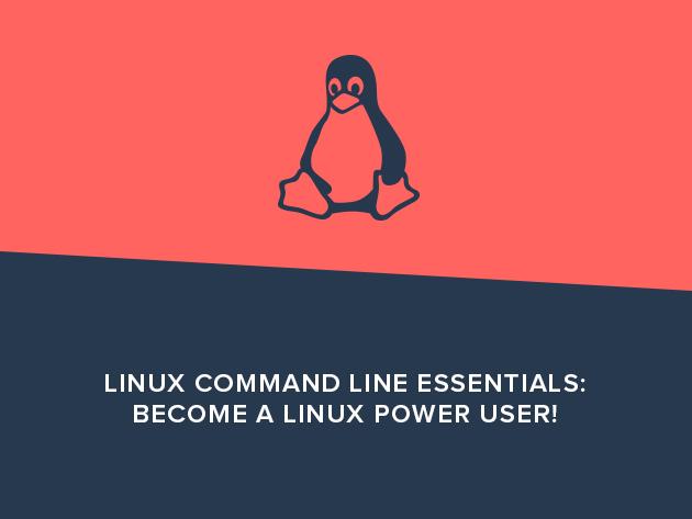 learn linux power user bundle