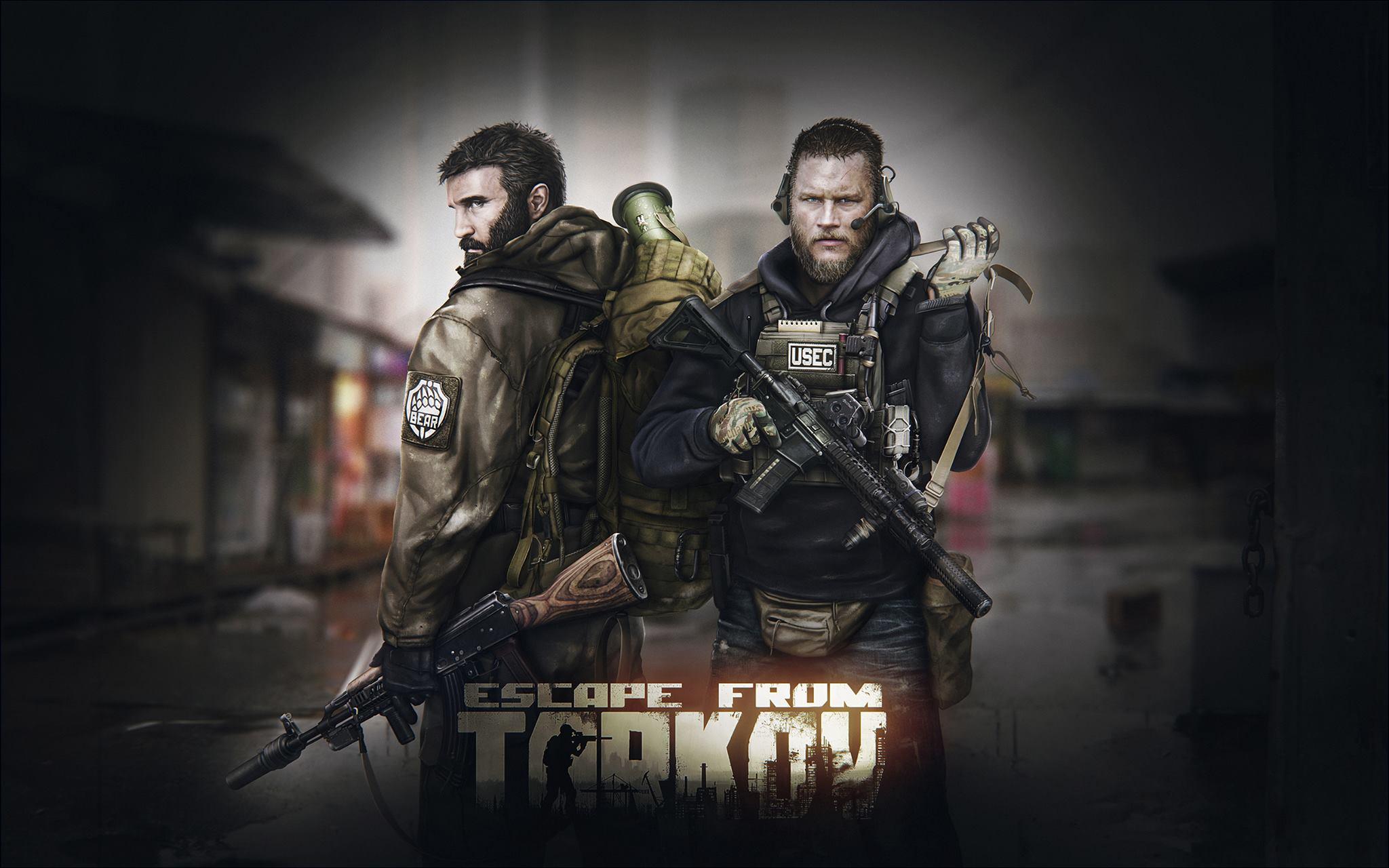 escape from tarkov ps4