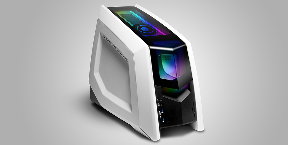 iBuyPower Shows Off The Revolt 2 Mini Gaming PC - Amazing Small ...