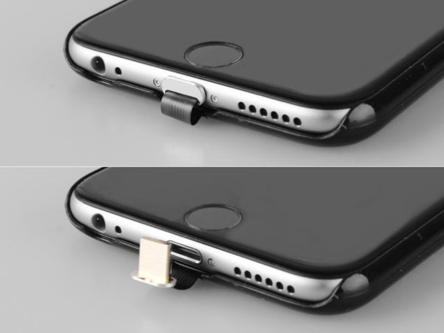 iPhone wirelss charging