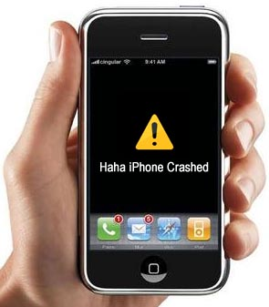 crash iphone with text how to crash iphone or mac with a simple url again 5870
