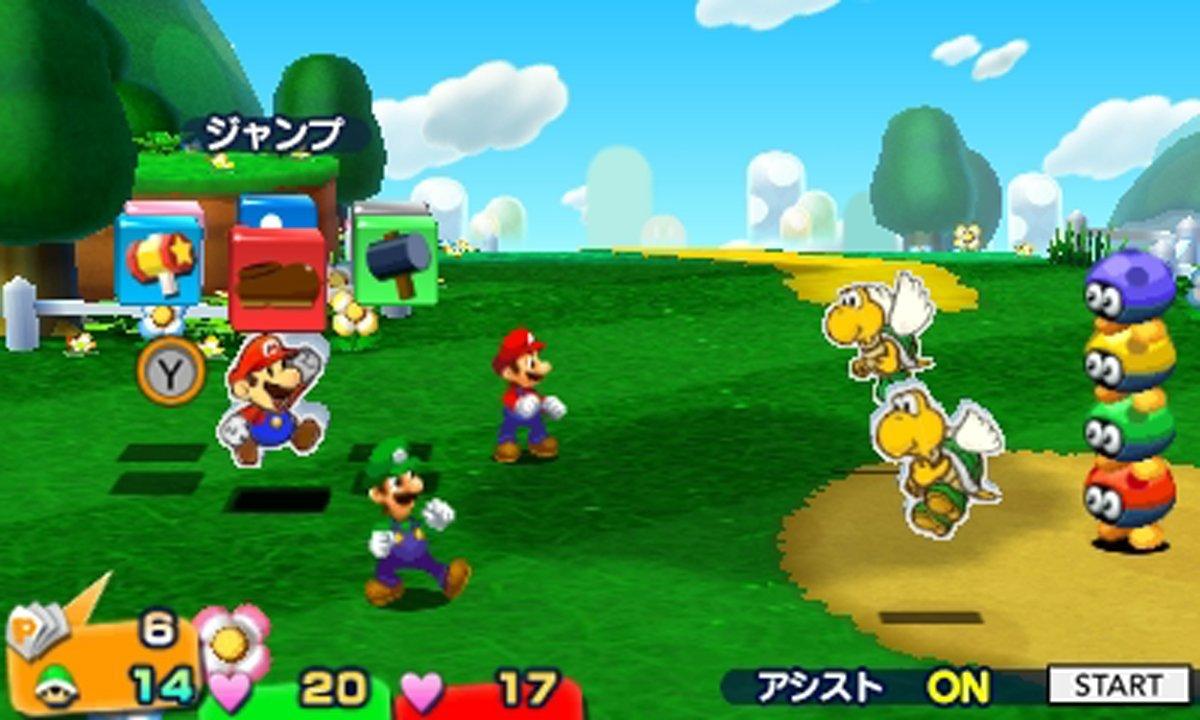 Mario Luigi Paper Jam Bros Review