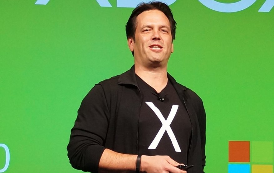 Phil Spencer Xbox Game Pass new games, new ip ryse 2