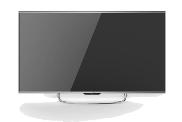 sharp 4k tv