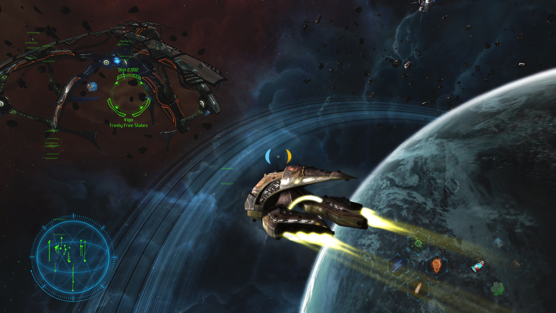 Original Xbox Game Ship : Starpoint gemini review ain t like dusting crops