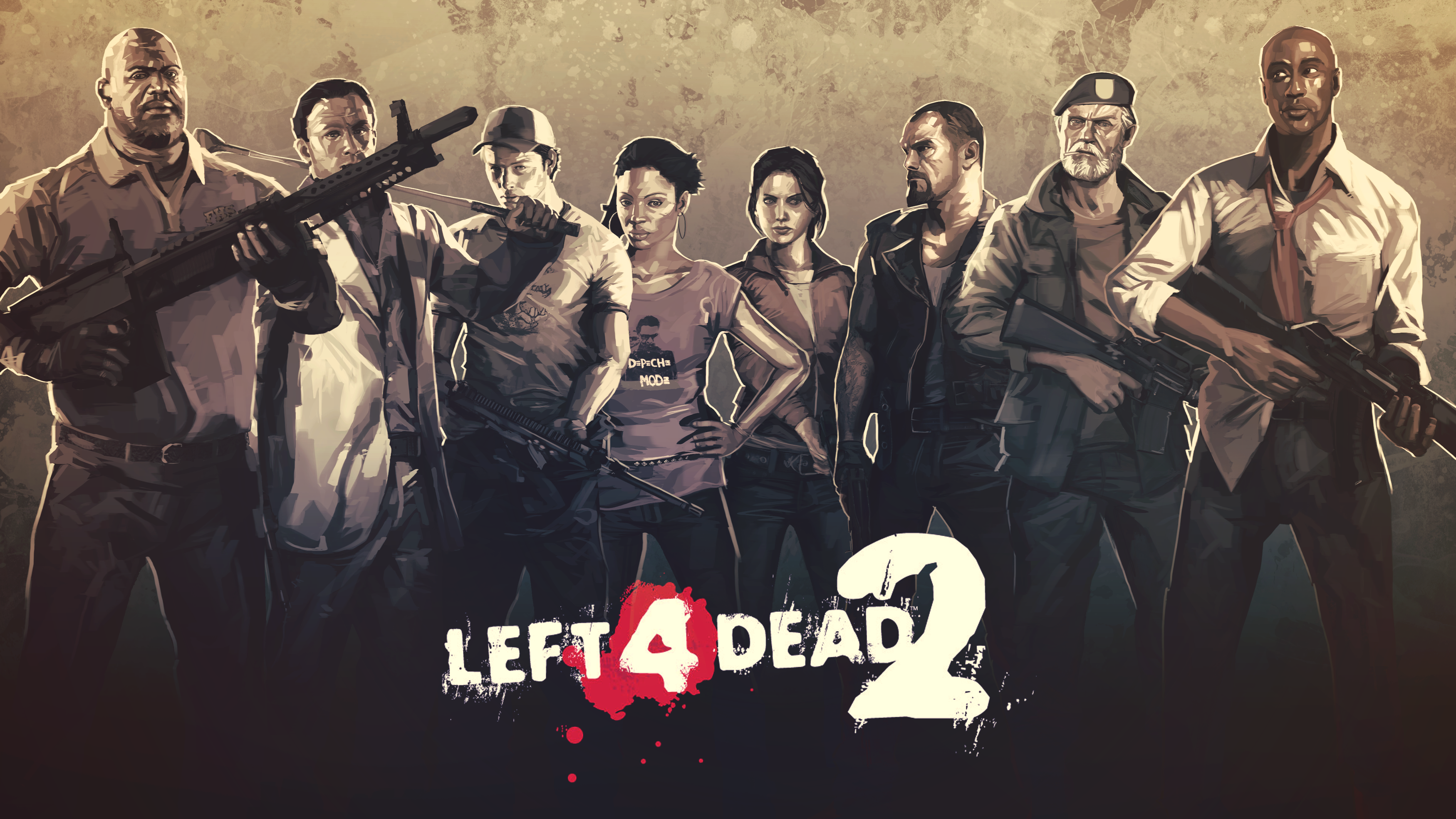 Left 4 Dead 2 For Xbox One Through BC