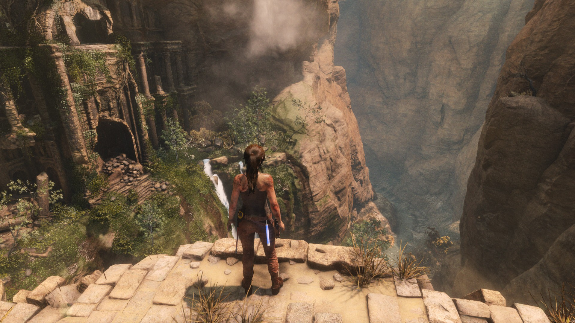 Rise Of The Tomb Raider Pc Performance Analyzed Nvidia And Amd