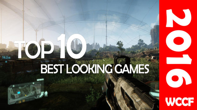 top 10 best graphic games 2016 page title