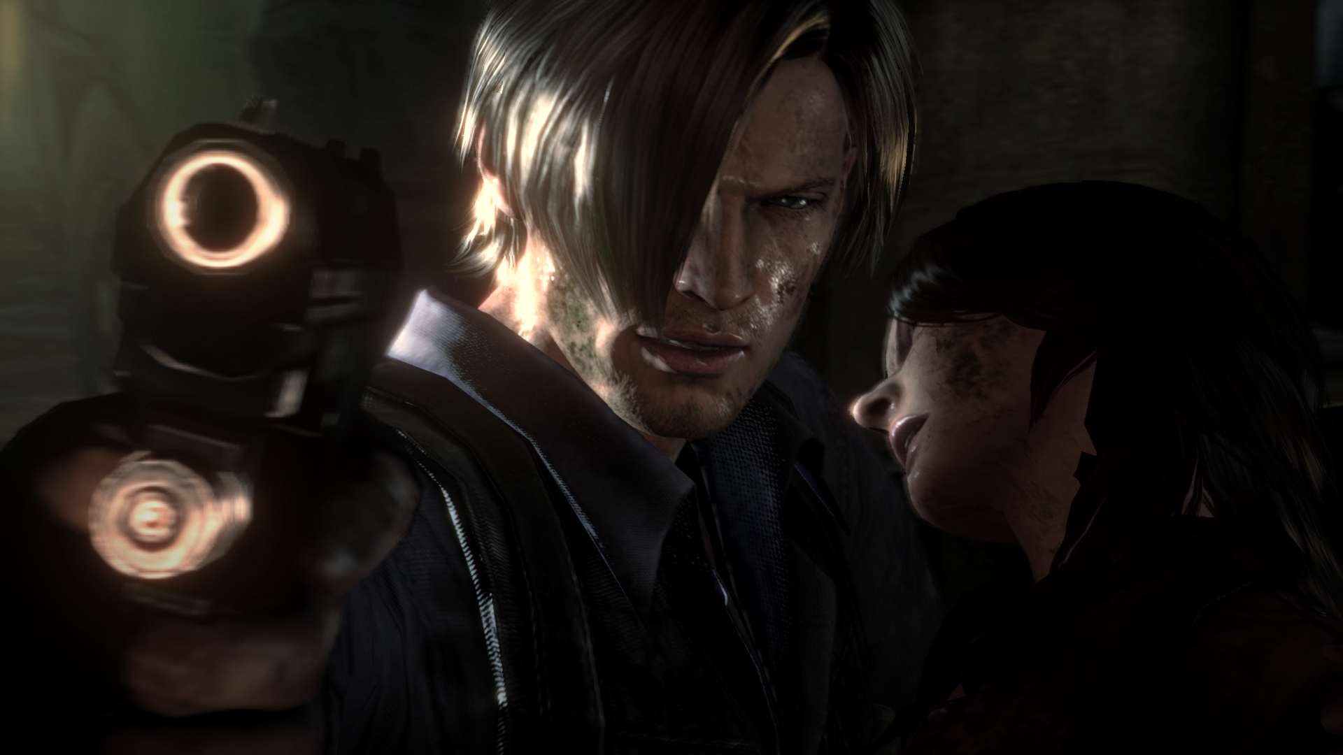 Resident Evil 6 5 4 Launching On Playstation 4 And Xbox One This