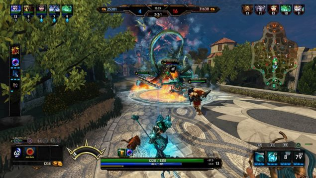 Smite: Battleground of the Gods