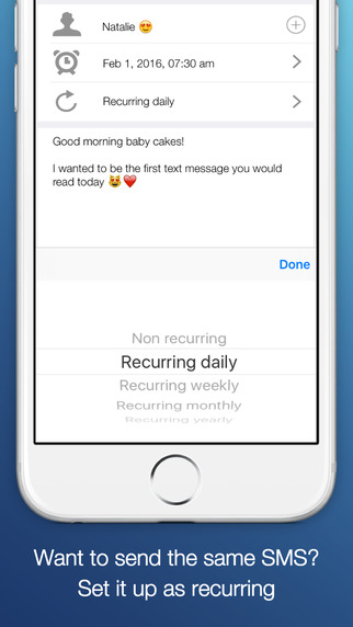 schedule text messages iphone here s how to schedule messages without jailbreaking your 16062