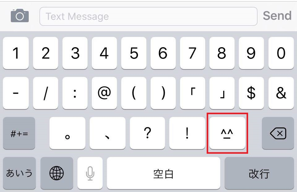 Your iPhone Has A Hidden Emoticon Keyboard, Here's How To
