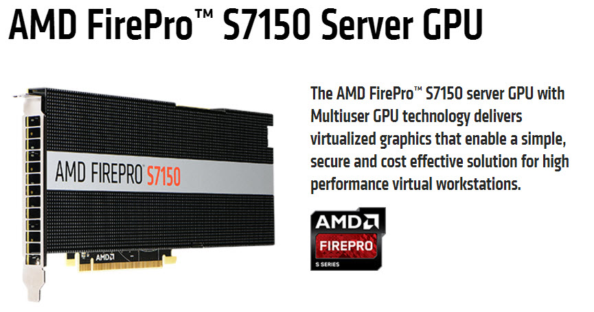 AMD FIREPRO S7150 ACTIVE DRIVER FOR WINDOWS MAC