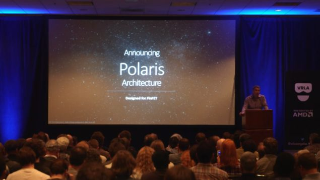 AMD Polaris Architecture - VRLA