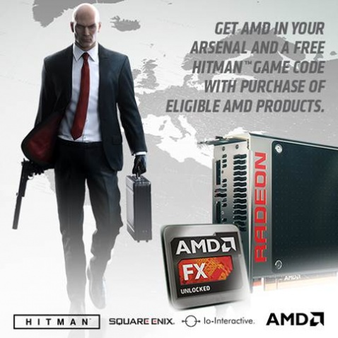 AMD Radeon Hitman 2016 Bundle