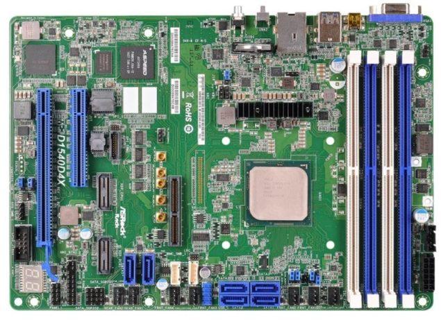 ASRock Xeon D Motherboard