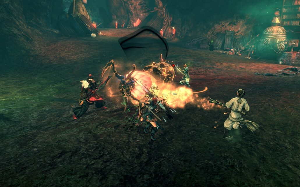 Blade & Soul 04 - Flamethrower