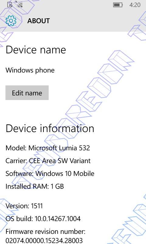 Windows 10 Mobile 14267