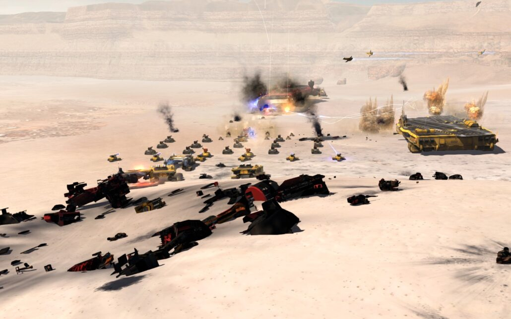 Deserts of Kharak 03 - All out Assault