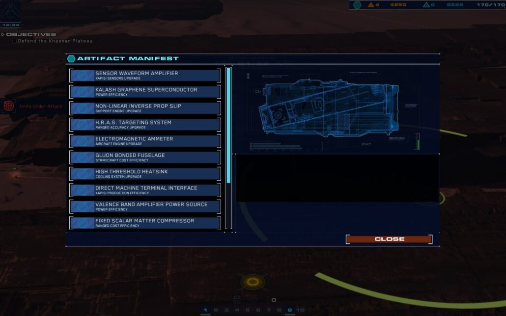 Deserts of Kharak 04 - Artifacts