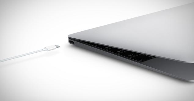 MacBook USB C