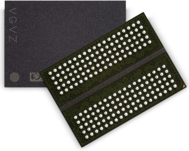 Micron GDDR5X