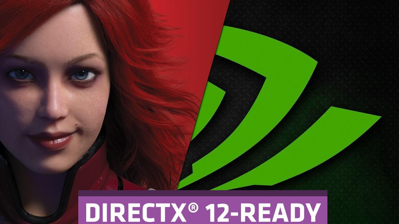 Nvidia AMD DX12 DirectX 12