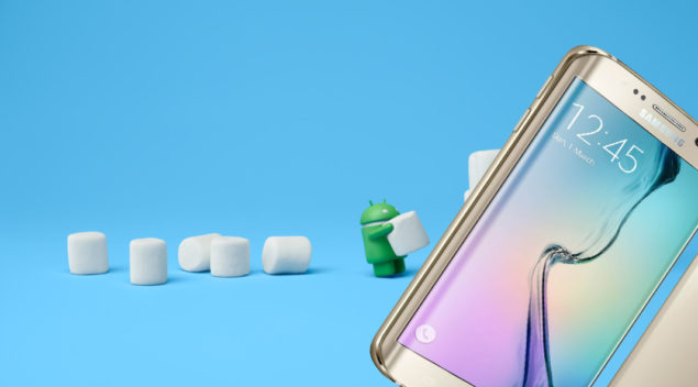 galaxy s6 android 6 marshmallow
