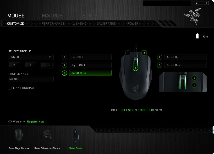 The Hardware Review: Razer Orochi Bluetooth Mouse – Razer