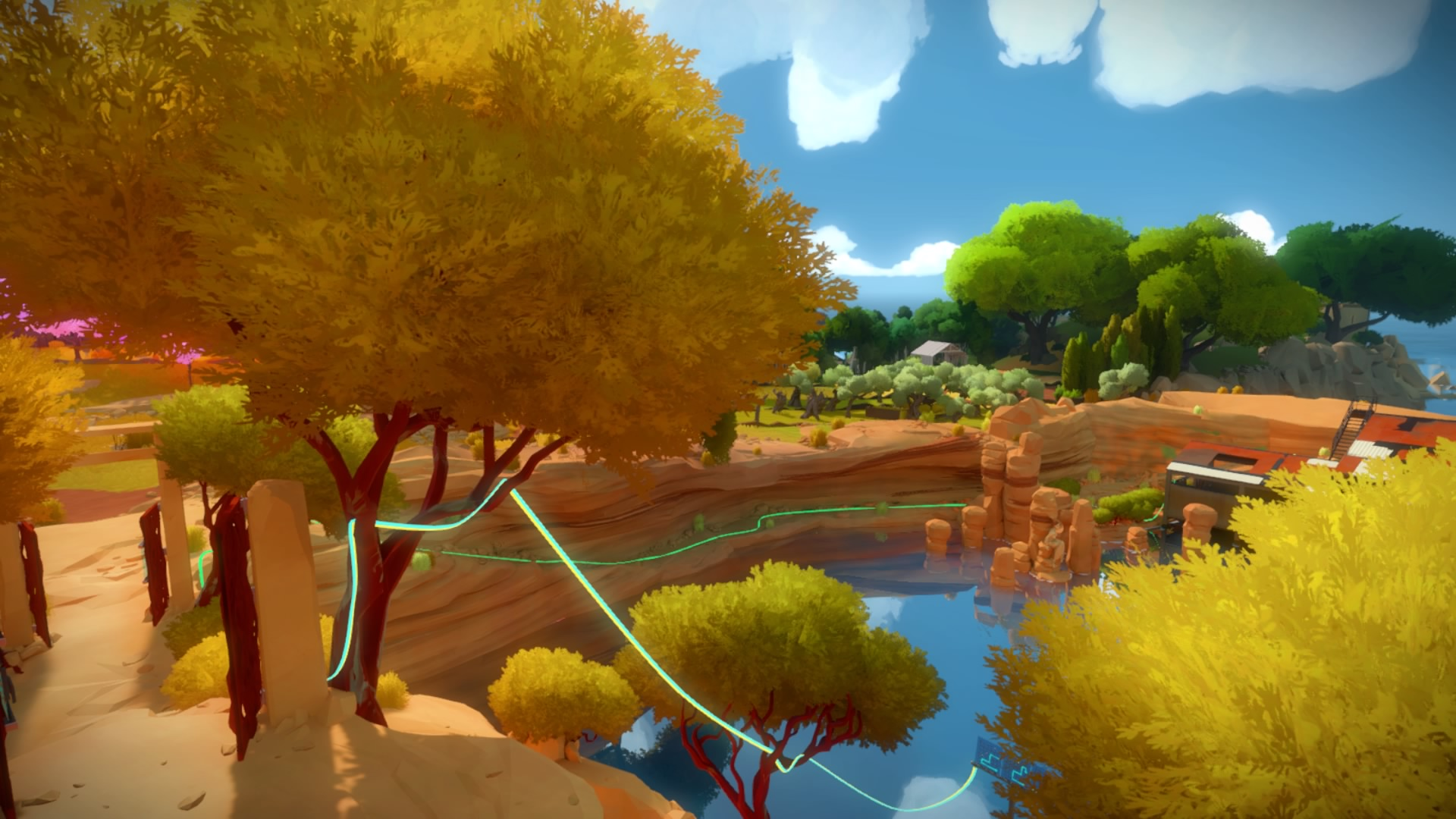 Image result for The Witness Game