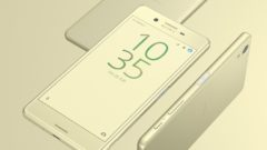 xperia-x-gold-design