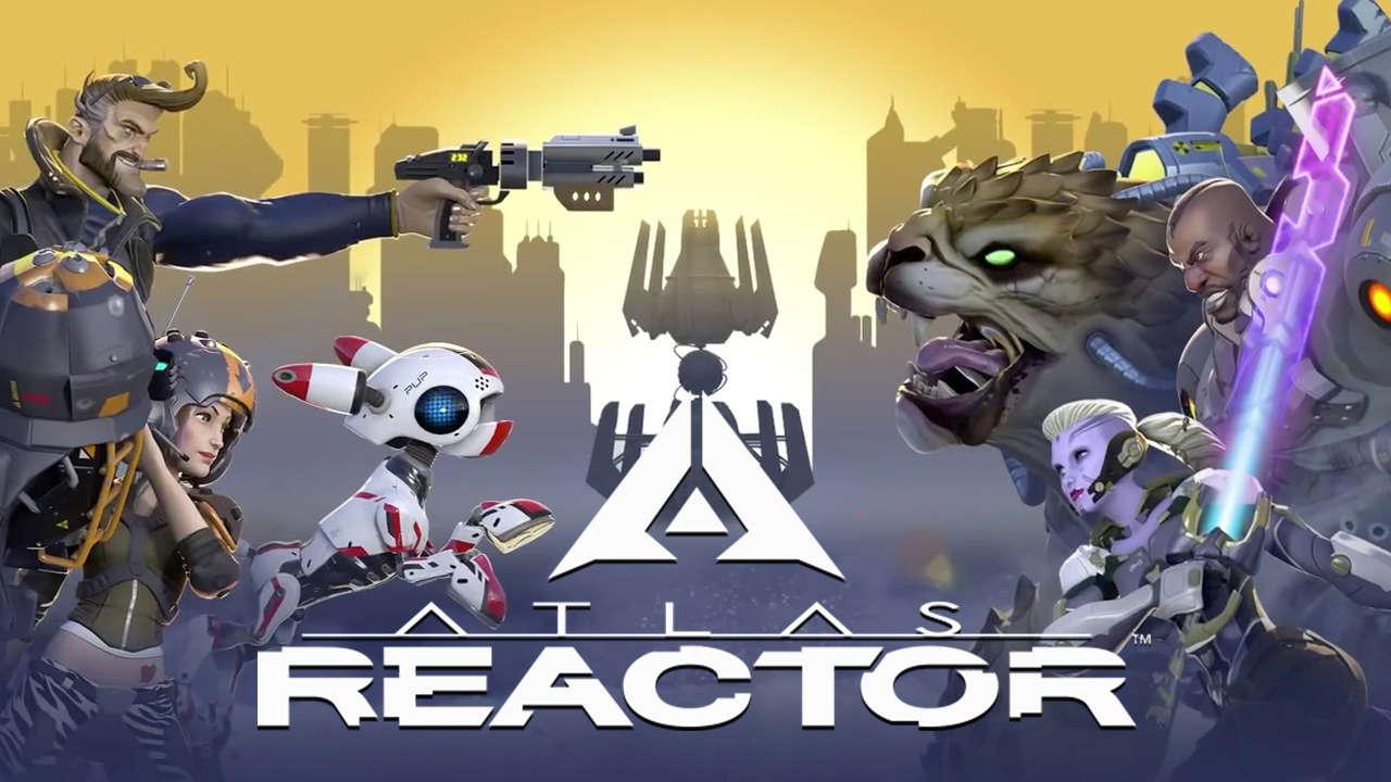 Atlas Reactor Alpha Giveaway - 5K Keys For You!